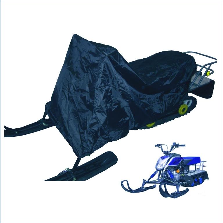 """Чехол """"AG-brand"""" для снегохода Irbis Dingo 125, цвет: темно-синий"""