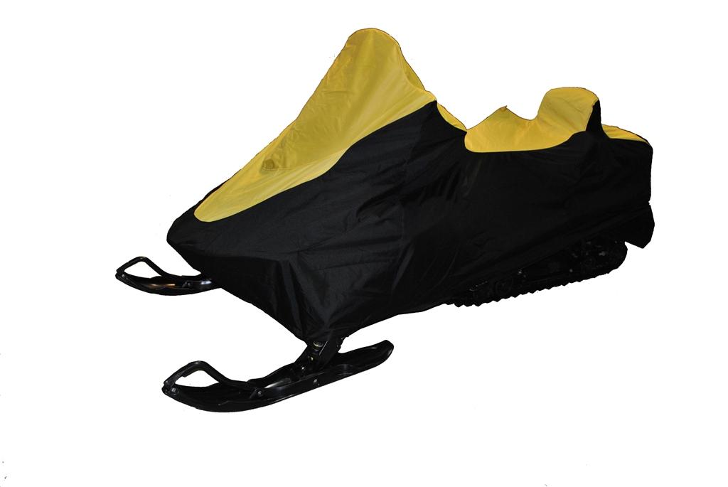 Чехол транспортировочный AG-brand для снегохода Lynx Commander, цвет: черный, желтыйAG-Lynx-SMB-Com-TCЧехол для транспортировки и хранения снегохода Lynx Commander. Чехол изготовлен из высокопрочной ткани 600Den. Имеет светоотражающие элементы для улучшения видимости в темноте. Пятиточечное крепление чехла снегоходу позволит защитить элементы подвески и всего снегохода во время транспортировки от неблагоприятных внешних факторов. Светоотражающий кант делает технику заметной в темное время суток.