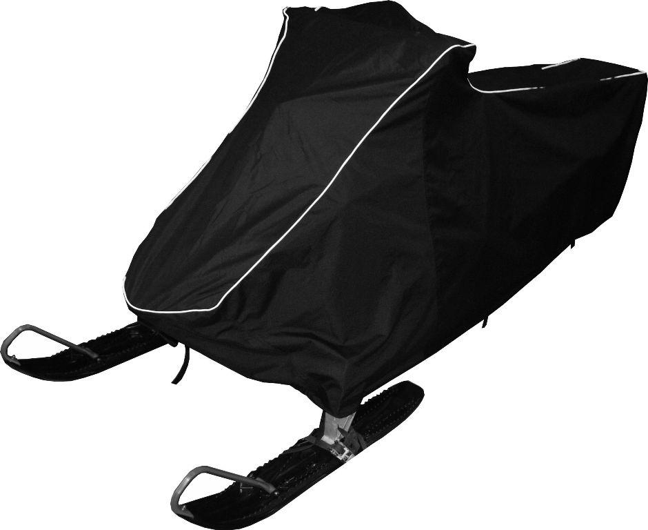 Чехол транспортировочный AG-brand для снегохода Polaris RMK 800 (155), цвет: черныйAG-POL-SMB-RMK155-TCЧехол для транспортировки Снегохода Polaris RMK 800 (155) . Чехол выполнен из прочной влагоотталкивающей ткани плотностью 600 Den, с применением армированных ниток. По нижней кромке чехла вшита плотная резинка, обеспечивающая надежную фиксацию на снегоходе. В комплект транспортировочного чехла входит прочная текстильная стропа для крепления техники в прицепе или специальном боксе для перевозки. Светоотражающий кант делает технику заметной в темное время суток.