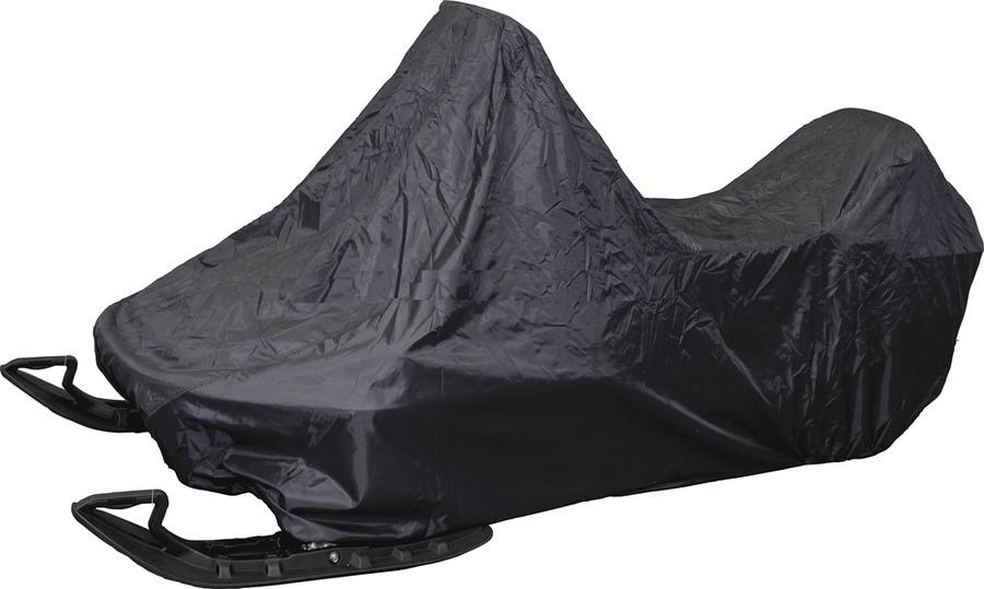 Чехол AG-brand для снегохода Yamaha Venture RS, цвет: черныйAG-YAM-SMB-VRS-SCУличное и гаражное хранение снегохода. Утягивающая резинка по нижней кромке чехла. Влагоотталкивающая ткань плотностью 240den