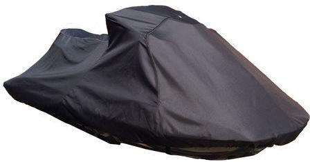 Чехол AG-brand для гидроцикла Yamaha VX Cruiser 2015, цвет: черныйAG-YAM-WV-VXCrs15-TCТранспортировка и хранение гидроцикла. Чехлы изготовлены из высокопрочной плотной тентовой ткани с высоким показателем водоупорности. Не пропускают уличные пыль и грязь. Все швы изделия выполнены с двойным подгибом - гарантия прочности и бережного отношения к вашей технике. По нижней кромке чехла вшита плотная резинка, обеспечивающая надежную фиксацию на гидроцикле. Чехол имеет светоотражающий кант, клапана для выхода избыточного воздуха и молнию под заливную горловину бака. В комплект транспортировочного чехла входит прочная текстильная стропа для крепления техники в прицепе или специальном боксе для перевозки.