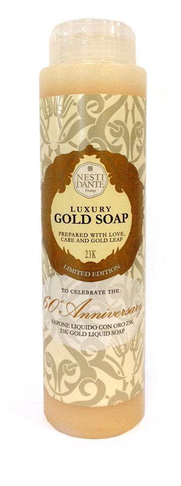 Nesti Dante ���� ��� ���� Anniversary Gold Soap-��������� ������� 300 ��