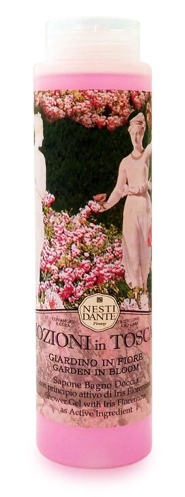 Гель для душа и ванны Nesti Dante Emozioni In Toscana. Цветущий сад, 300 мл5031112Великолепный растительный гель для душа и ванны премиум-класса Nesti Dante Emozioni In Toscana. Цветущий сад - аромат цветущего весеннего сада пробуждает фантазию и страсть, обладает детоксицирующими свойствами. Однажды познакомившись со столь разной пленяющей Тосканой, вы будете вновь и вновь возвращаться к воспоминаниям и грезам о ее пламенных лесах, лугах, маленьких городишках, скалистых побережьях, терракотовых деревушках и волнующих ароматах Тосканы Гель произведен без применения синтетических ПАВ (таких, как натрия лаурил сульфат). Технология его производства аналогична технологии производства твердого мыла и заключается в процессе омыления, а не в результате смешивания ингредиентов, которое используют другие компании, поэтому гель для душа и ванны Nesti Dante не содержит в своем составе щелочи, не сушит и не раздражает кожу, хорошо пенится. Характеристики: Объем: 300 мл. Производитель: Италия. Товар...