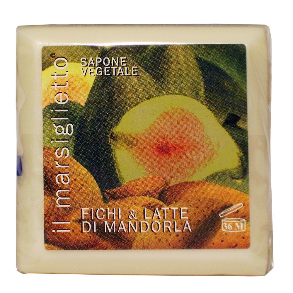 Мыло Nesti Dante Il Marsiglietto. Инжир и миндальное молоко, 100 г1950112Натуральное растительное мыло Nesti Dante Il Marsiglietto. Инжир и миндальное молоко изготовлено по старинным рецептам и по традиционной котловой технологии, в составе мыла только натуральные оливковое и пальмовое масло высочайшего качества, для ароматизации использованы органические эфирные масла. Ежедневный ритуал красоты, любви и заботы не только для тела, но и для души. Il Marsiglietto - линия классического мыла создана для традиционного ухода за кожей. Обогащенное протеинами миндаля мыло Инжир и миндальное молоко взбивается в густую пену, которая бережно очищает кожу лица и тела, превосходно увлажняя и поддерживая оптимальный водный баланс, защищая кожу от сухости и шелушения. Характеристики: Вес: 100 г. Производитель: Италия. Товар сертифицирован. Nesti Dante - одна из немногих итальянских мыловаренных фабрик, которая продолжает использовать в производстве только натуральные ингредиенты и кустарный...
