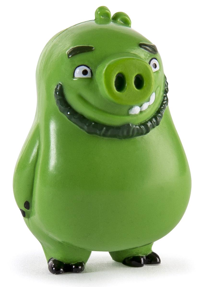 Angry Birds Мини-фигурка Leonard90501_leonardМини-фигурка Angry Birds Leonard - подарок для любого поклонника сердитых птичек и зеленых поросят! Игрушка выполнена из пластика и очень тщательно детализирована. Фигурка очень ярко и точно отражает характер героя и его эмоции. Леонард является крупной зеленой свиньей, которая ничем не отличается от обычных свиней-миньонов, но у него также есть зеленая борода. Телосложение у Леонарда не из лучших - он имеет лишний вес. Леонард прибыл вместе с Россом на остров птиц на корабле с неизвестными целями. Их там встретили птицы. Ему и остальным птицы были очень рады. Единственный, кто сразу был настроен к Леонарду враждебно, - Ред. Ему не понравилось, что будущий Король проявляет интерес к хрупким птичьим яйцам. Другие птицы эту враждебность не одобряли, и в итоге все закончилось тем, что Леонард запустил Реда из рогатки во время представления, которое он устроил для отвлечения птиц. Соберите всю коллекцию смешных персонажей Angry Birds!