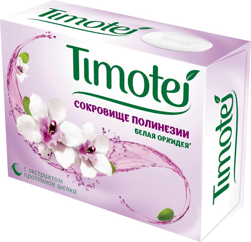 Timotei Твердое мыло Сокровище полинезии 90 гр