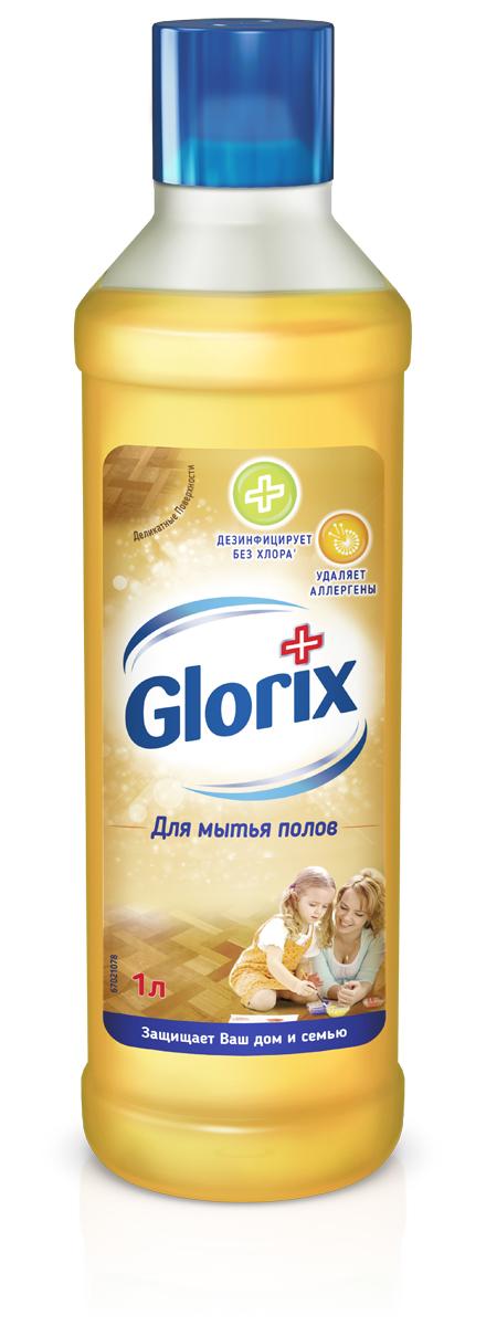 Glorix Средство для мытья пола Деликатные поверхности 1 л21130613Чистящее средство для пола Glorix Деликатные поверхности эффективно очищает и дезинфицирует поверхности без хлора. Уничтожает 99,99% болезнетворных бактерий, удаляет аллергены (пыль и пыльцу) и наполняет дом приятным ароматом. Разработано для мытья пола, также идеально подходит для ежедневного очищения других больших и малых поверхностей (рабочие поверхности, стол, стулья). Состав: менее 5%: неионогенные ПАВ, катионные ПАВ, отдушка, цитронеллол. Дезинфицирующий агент менее 5% бензалкония хлорид. Товар сертифициро