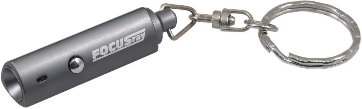 Фонарь-брелок Focusray. FR-743Фонарь-брелок Focusray FR-743Источник света-1 яркий светодиод. Источник питания-3 батарейки AG3. Батарейки в комплекте. Упаковка-блистер.