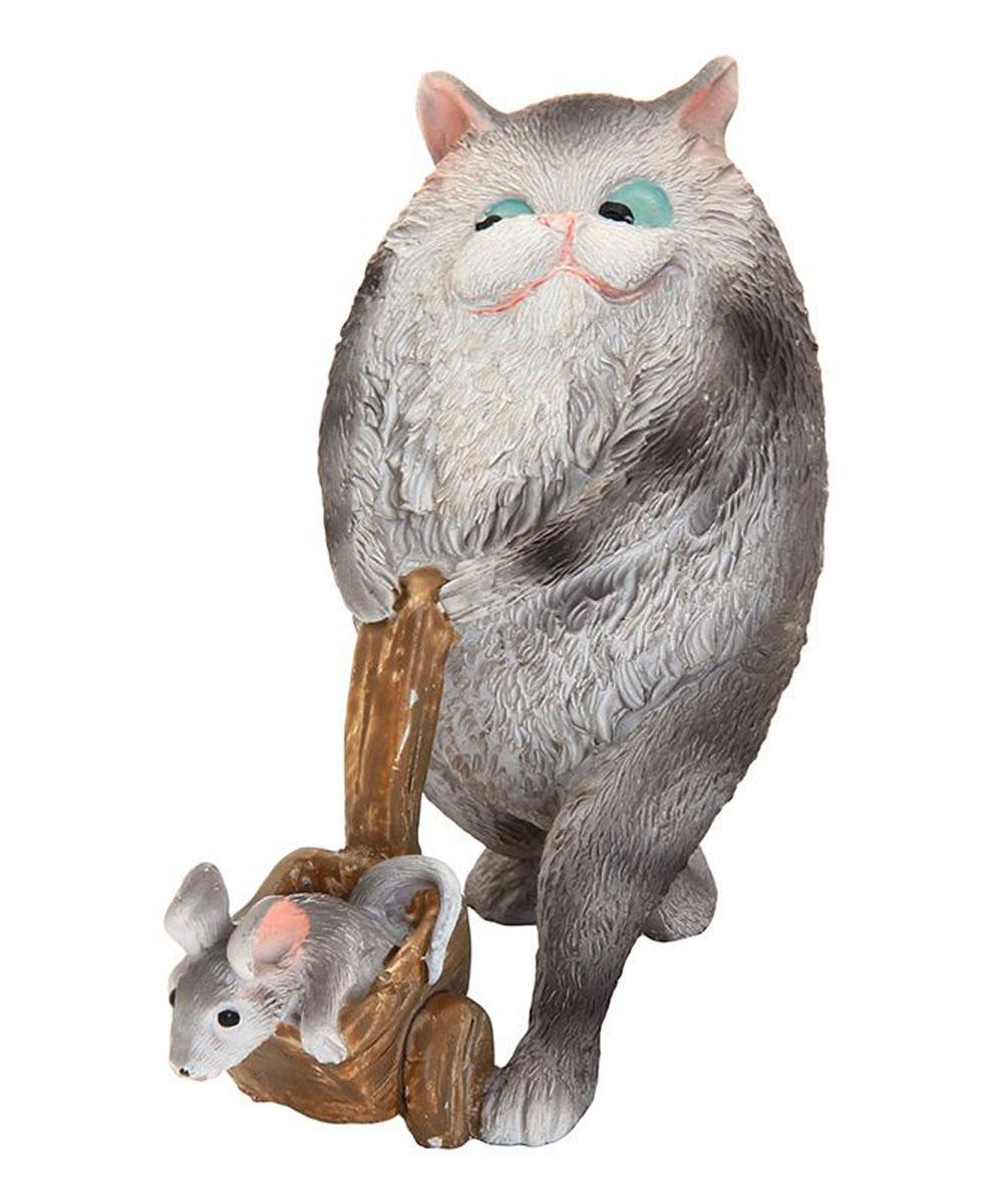 Фигурка декоративная Elan Gallery Дочки-матери, высота 11 см700010Декоративные фигурки с изображением забавных животных, станут прекрасным сувениром, которые вызовет улыбку и поднимет настроение. Фигурки выполнены из полистоуна.