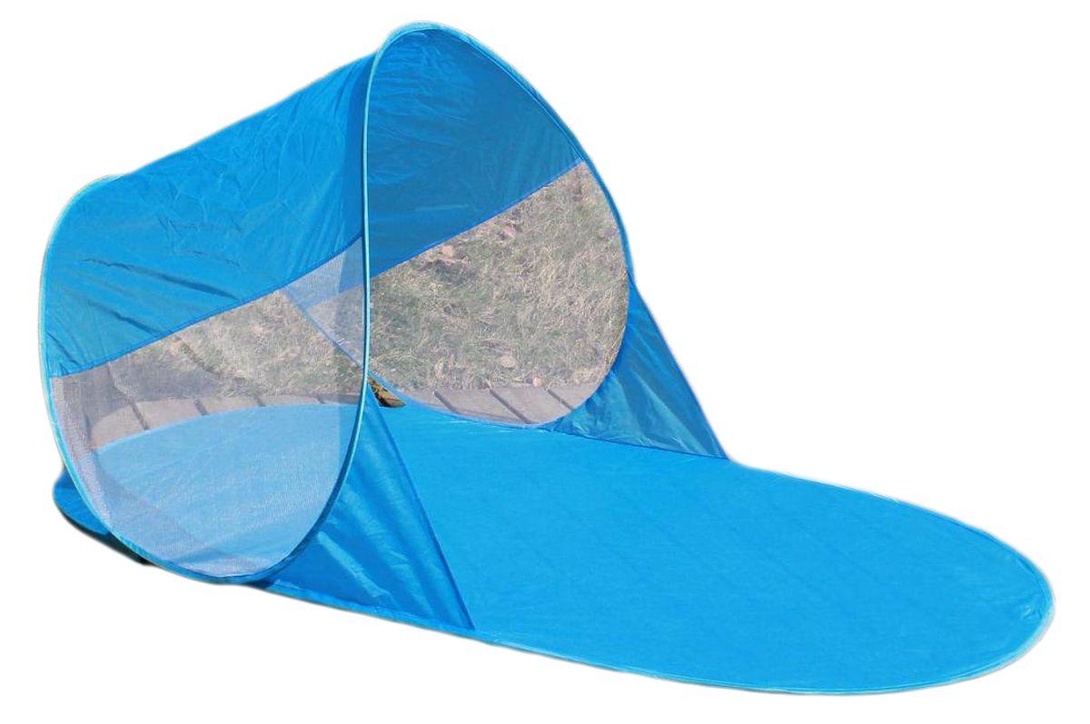 """Коврик пляжный с навесом """"Reka"""", цвет: голубой"""