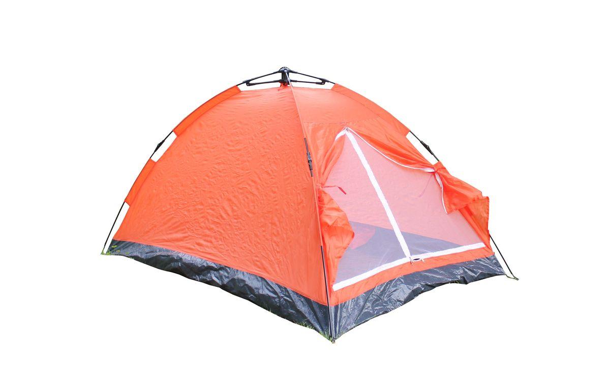 Палатка 2-местная Reka, цвет: оранжевыйTK-174AОсновные характеристики: Количество мест: 2 Палатка зонтичного типа Раскладывается в течение 5-и секунд. Размер: 200х125х110 см Вес: 1,92 кг Тент: 170 T полиэстер, PA 350мм. Водонепроницаемость тента: PU 600 мм Дно: PE. Водонепроницаемость пола: 5000 мм Каркас: фиберглас O 6.9 мм. Москитная сетка. Цвет: оранжевый Страна-производитель: Китай Упаковка: чехол, пакет