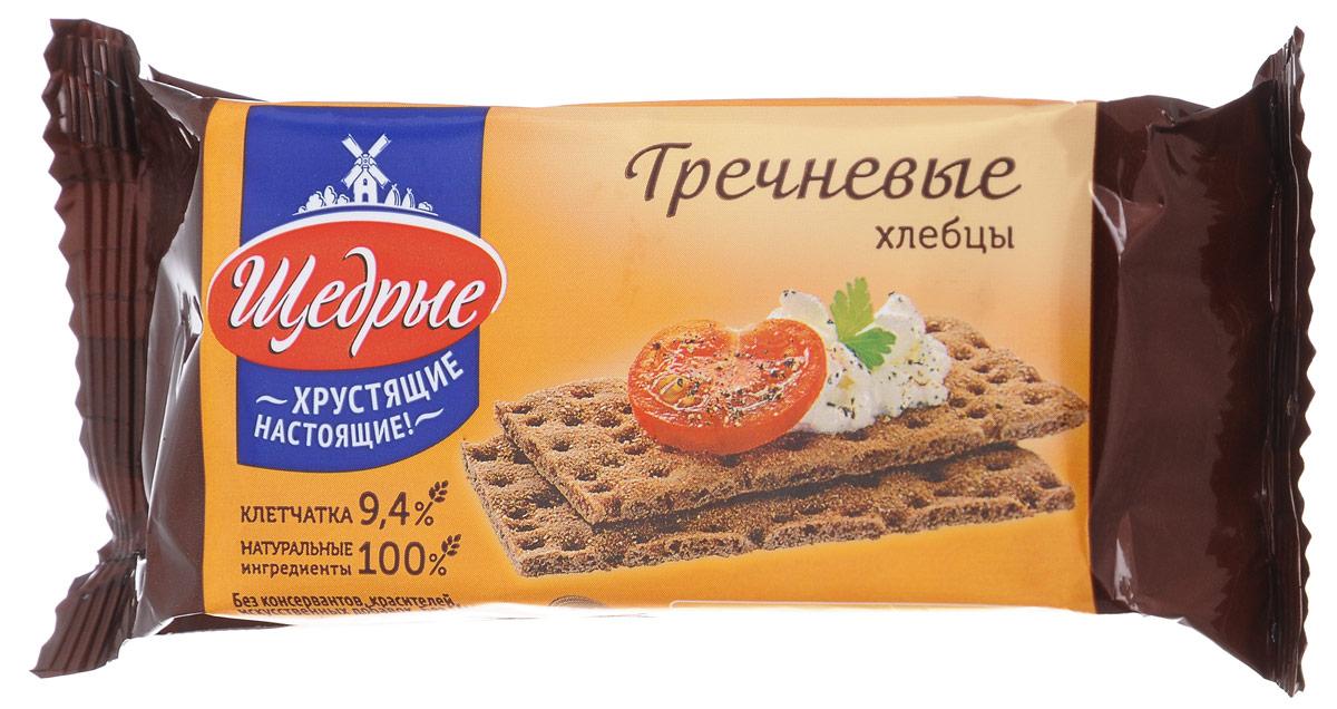 Щедрые хлебцы гречневые, 100 г
