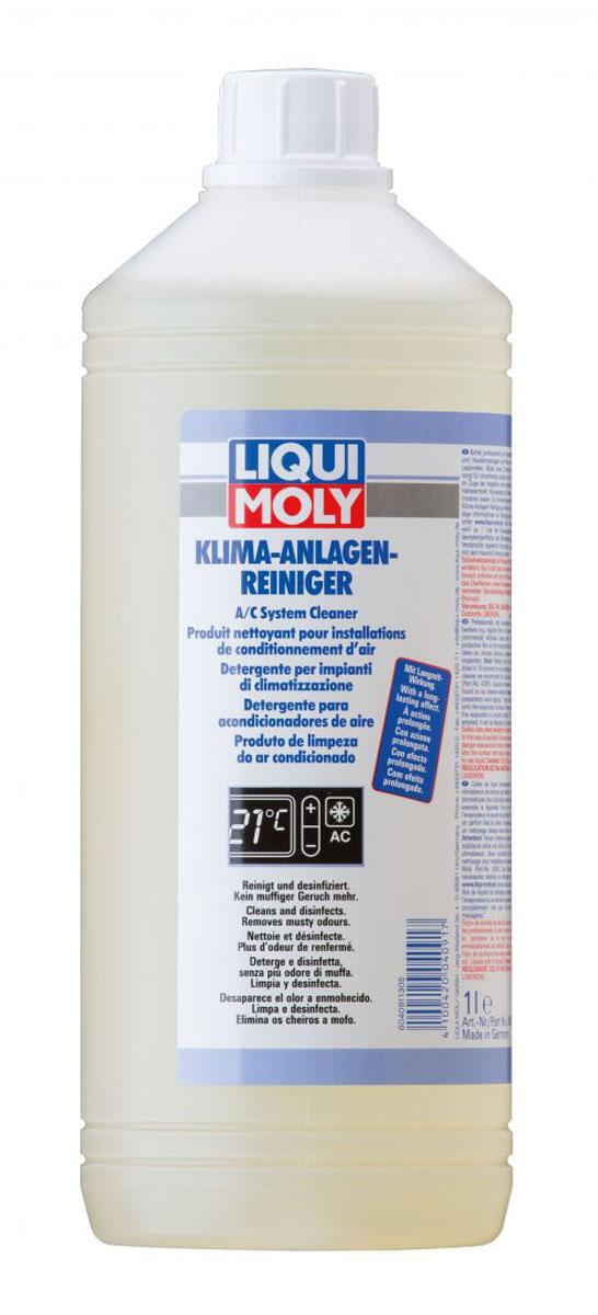 Жидкость для очистки кондиционера Liqui Moly Klima-Anlagen-Reiniger, 1 л