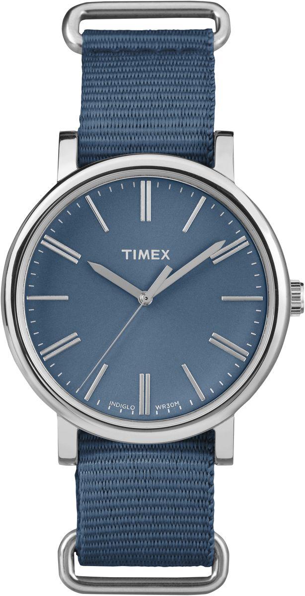 Наручные часы женские Timex Originals, цвет: синий. TW2P88700TW2P88700Покрытие серебристое,Синий циферблат,Синий тканевый ремешок, Сплошной тканевый ремешок NATO,Водозащита 3АТM,Подстветка INDIGLO®,Ширина корпуса 38мм,Ширина ремешка 18мм