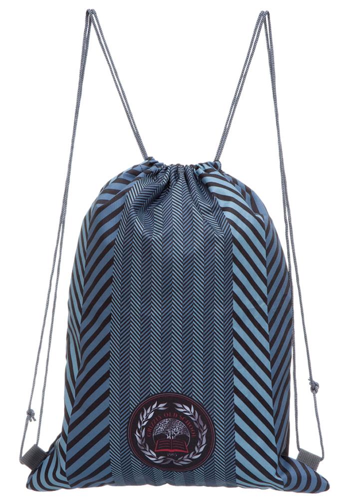 Grizzly Мешок для обуви цвет черный OM-667-7/1OM-667-7/1