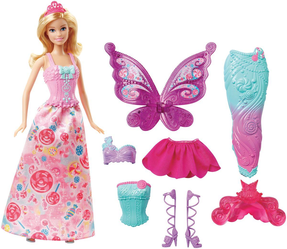 Barbie Кукла Сказочная принцесса