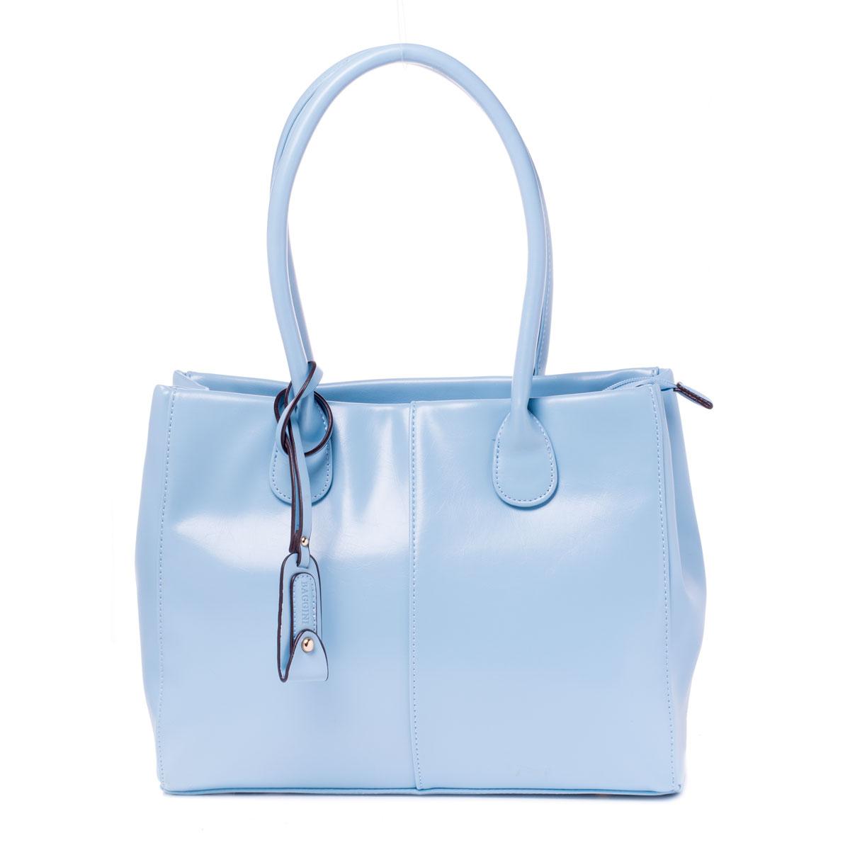Сумка женская Baggini, цвет: голубой, аква. 29620/4029620/40