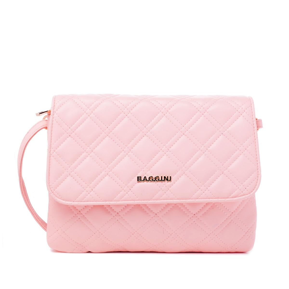 Сумка женская Baggini, цвет: розовый. 29641/6329641/63