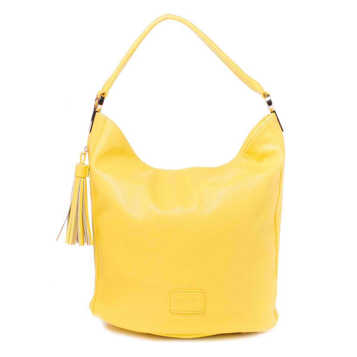 Сумка женская Baggini, цвет: желтый. 29702/8229702/82