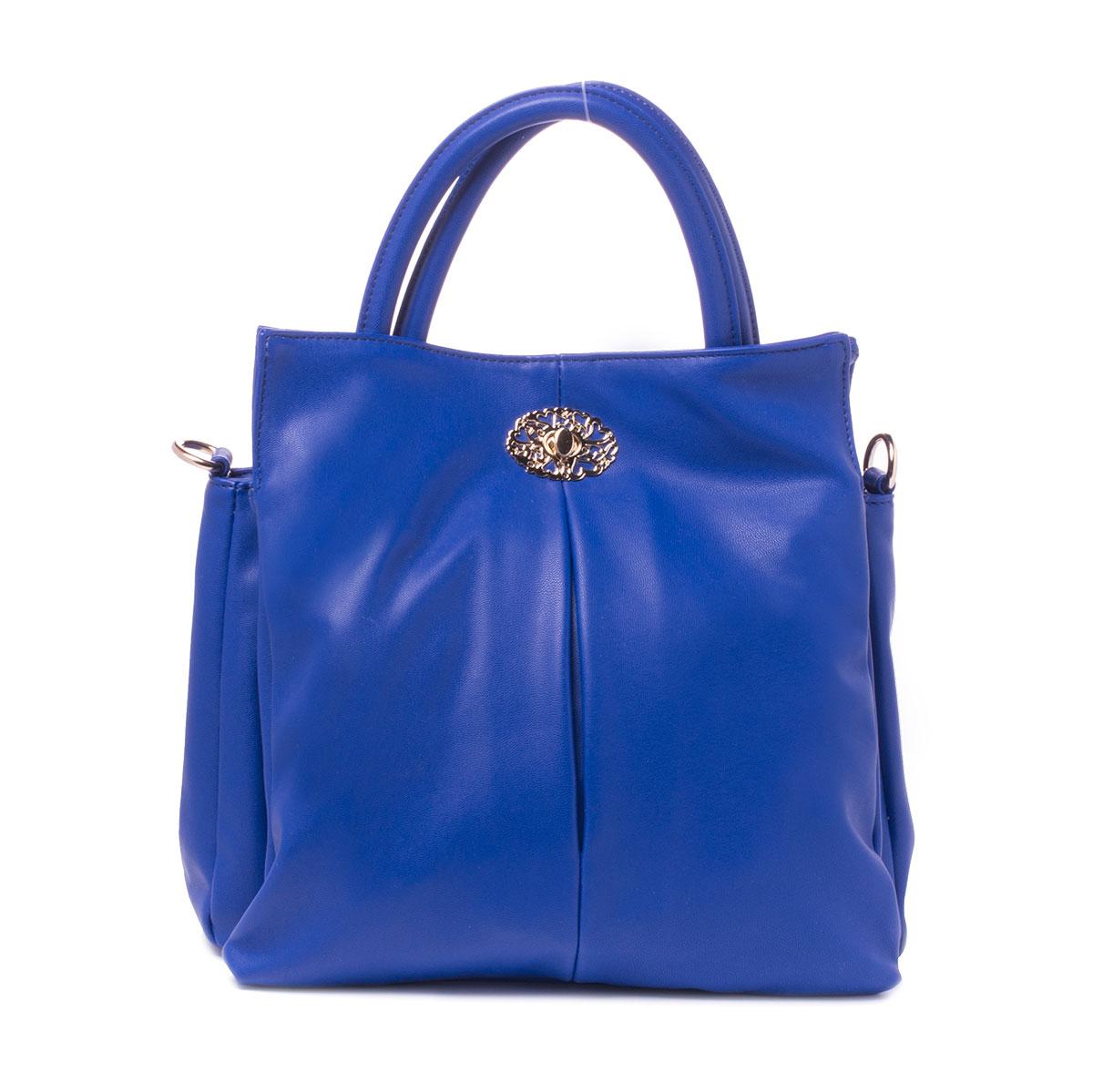 Сумка женская Baggini, цвет: синий. 29795/4329795/43Сумка жен., иск. кожа