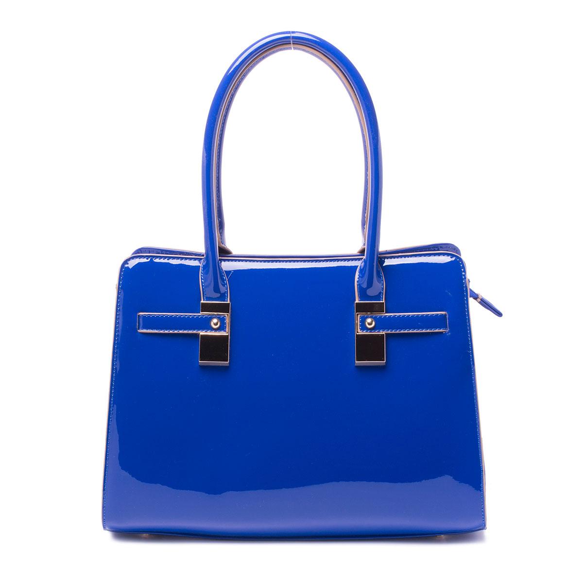 Сумка женская Baggini, цвет: синий. 35605/4335605/43Сумка жен., иск. кожа