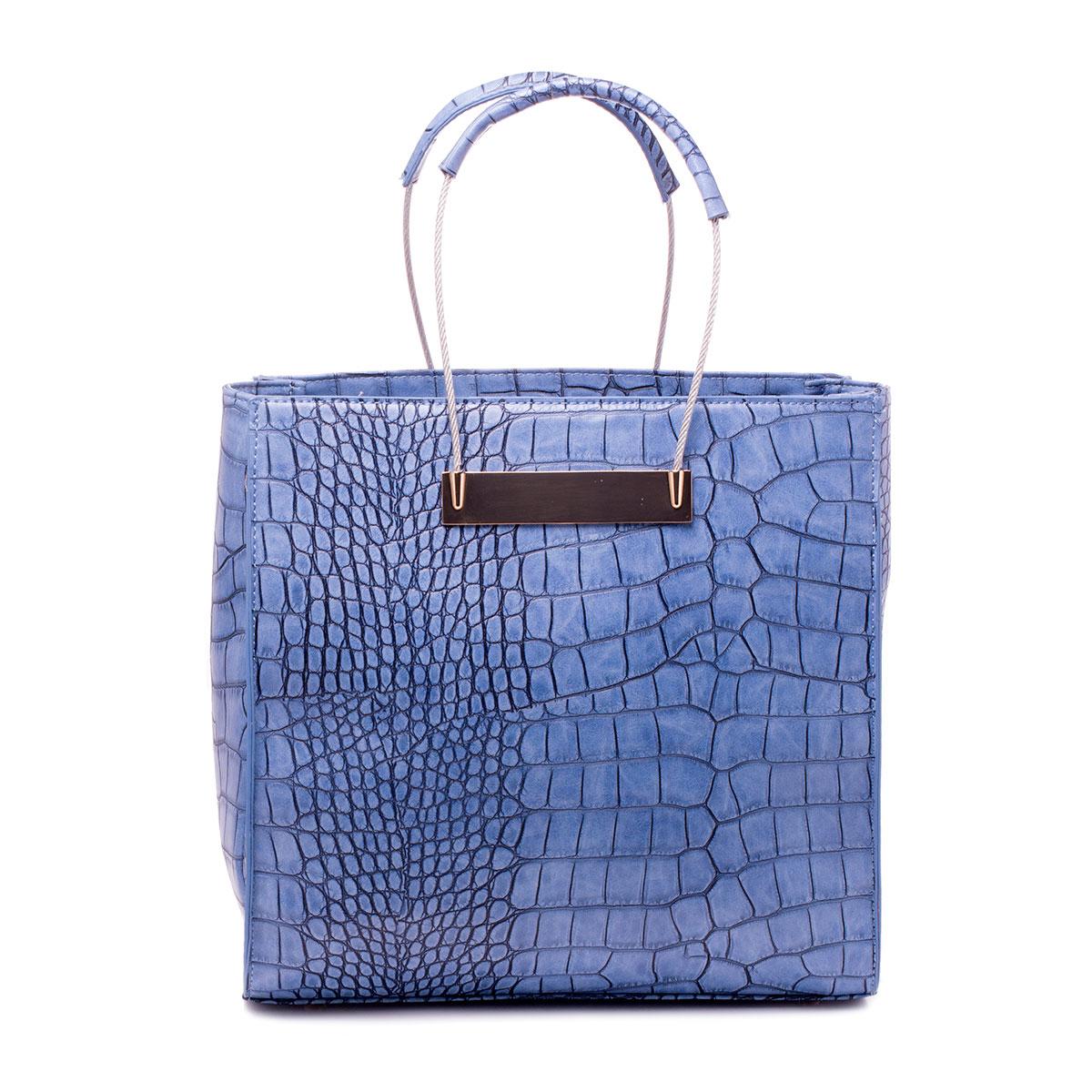 Сумка женская Renee Kler, цвет: синий. RF026-06RF026-06Сумка жен., иск. кожа