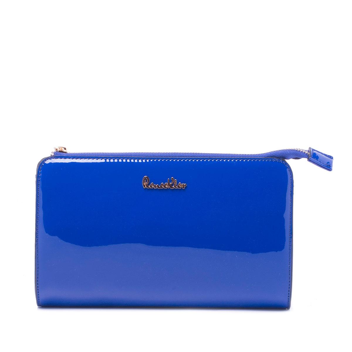Сумка женская Renee Kler, цвет: синий. RP460-06RP460-06Сумка жен., иск. кожа