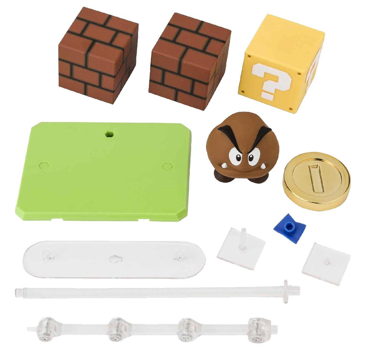 Супер Марио. Комплект для создания диорамы Набор А