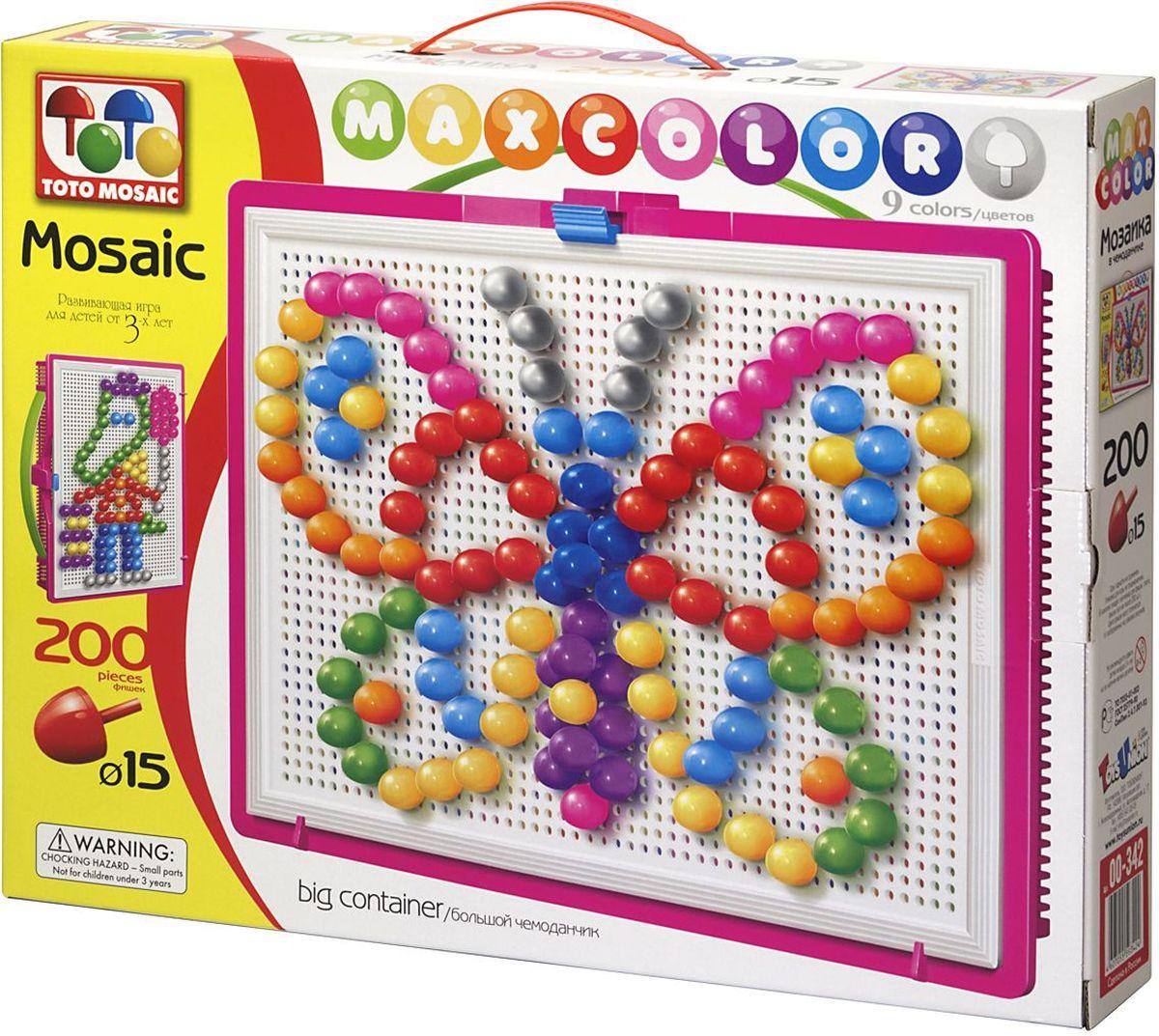 Toto Mosaic Мозаика Веселые друзья 00-342