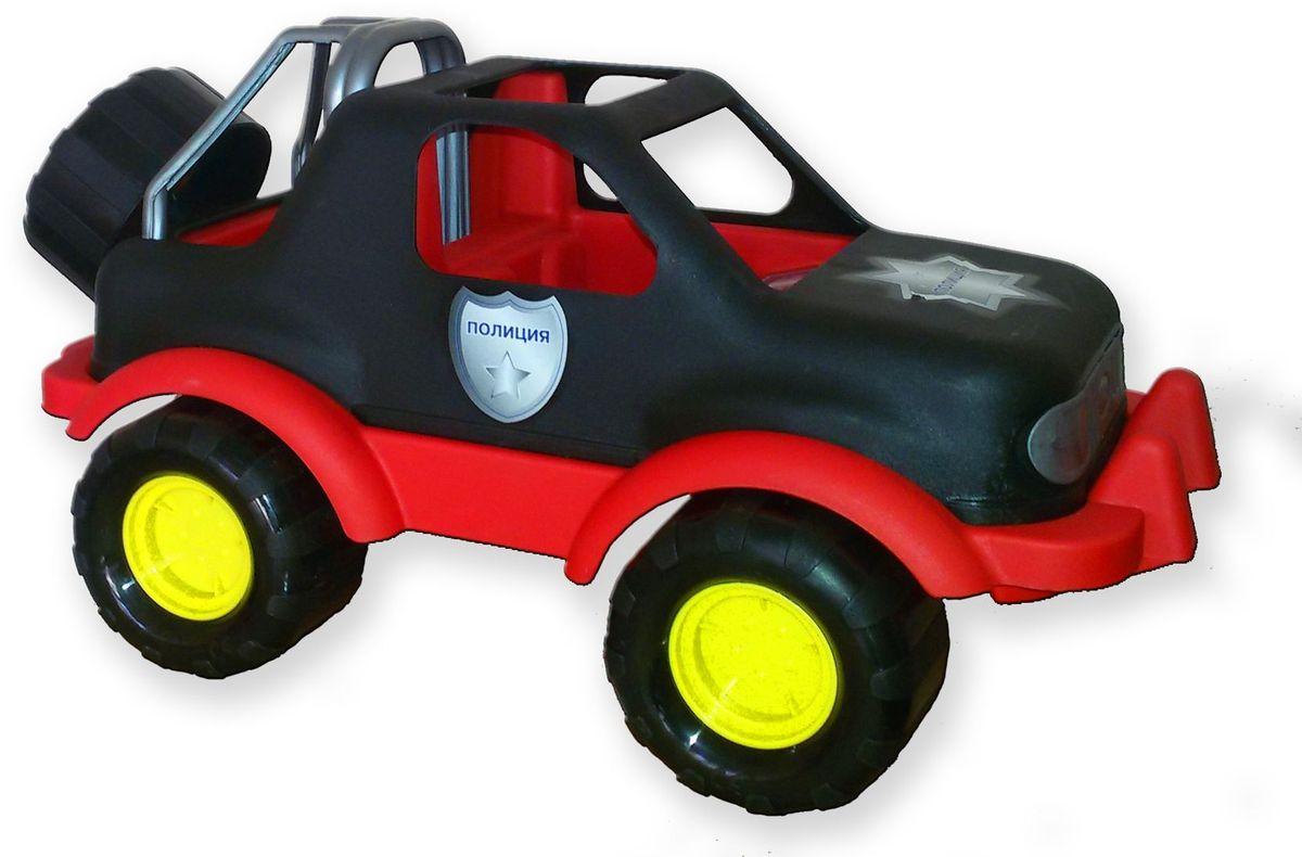 Zebratoys Джип15-10392Машинка Джип станет отличным подарком для вашего малыша. Машинка выполненна из ударо-прочной, безопасной пластмассы, Эргономичная и реалистичная форма игрушки добавит удовольствие при игровом процессе.
