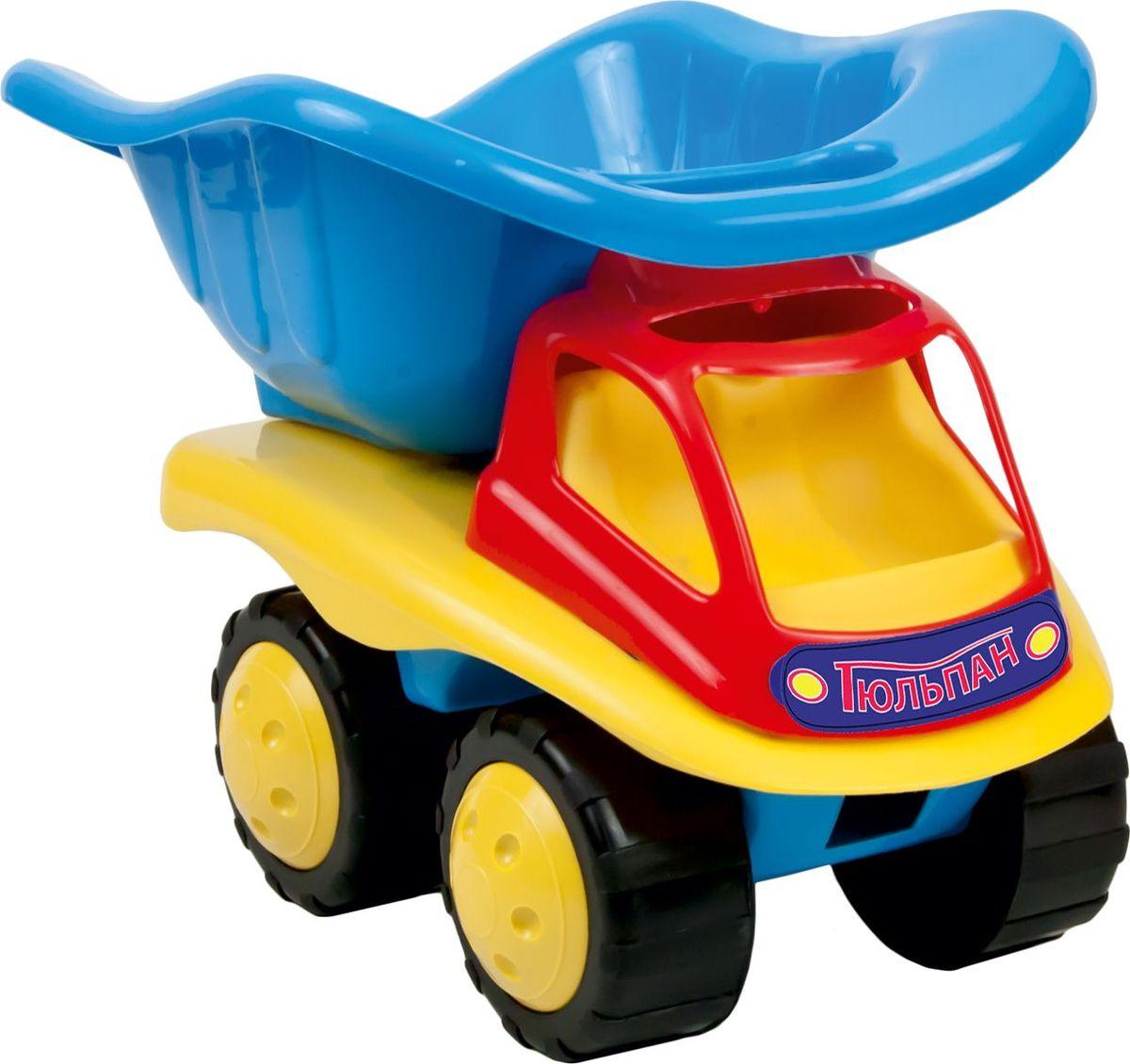 Zebratoys Автомобиль Тюльпан средний15-5664Машинки серии Тюльпан отличает большой размер деталей и отсутствие острых углов, что несомненно сказывается на безопасности при использовании. Эта игрушка станет замечательным подарком для самых маленьких.