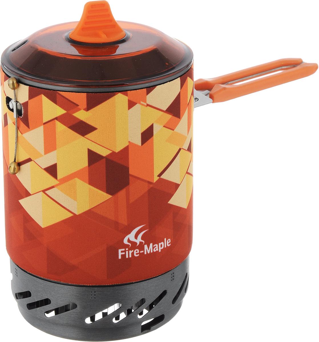 Система приготовления пищи Fire-Maple