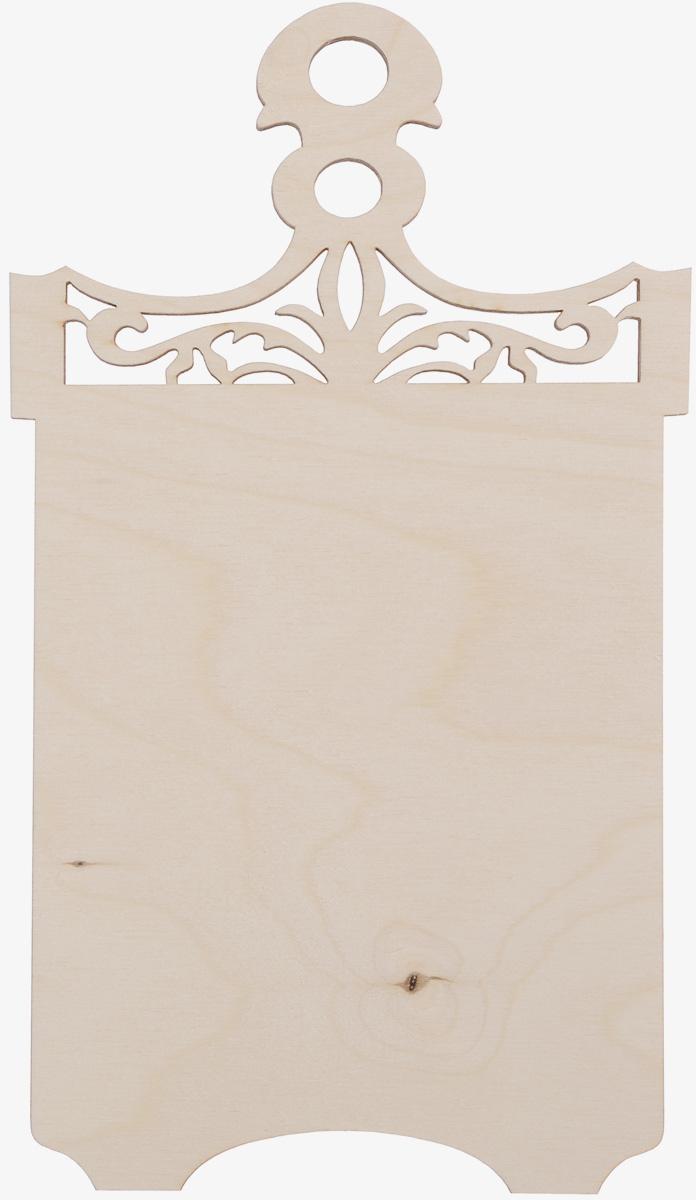 Заготовка деревянная Buratini Разделочная доска с ажуром, 150 х 25 ммDZ00011Заготовка Buratini Разделочная доска с ажуром изготовлена из самого легкого материала для работы - фанеры. В ней прекрасно сочетаются пластичность форм, линий и художественная выразительность. Благодаря таким качествам заготовки, вы можете реализовать свои самые смелые творческие фантазии: оформить ее в технике декупаж, расписать красками, украсить мозаикой, пайетками, лентами или бисером.