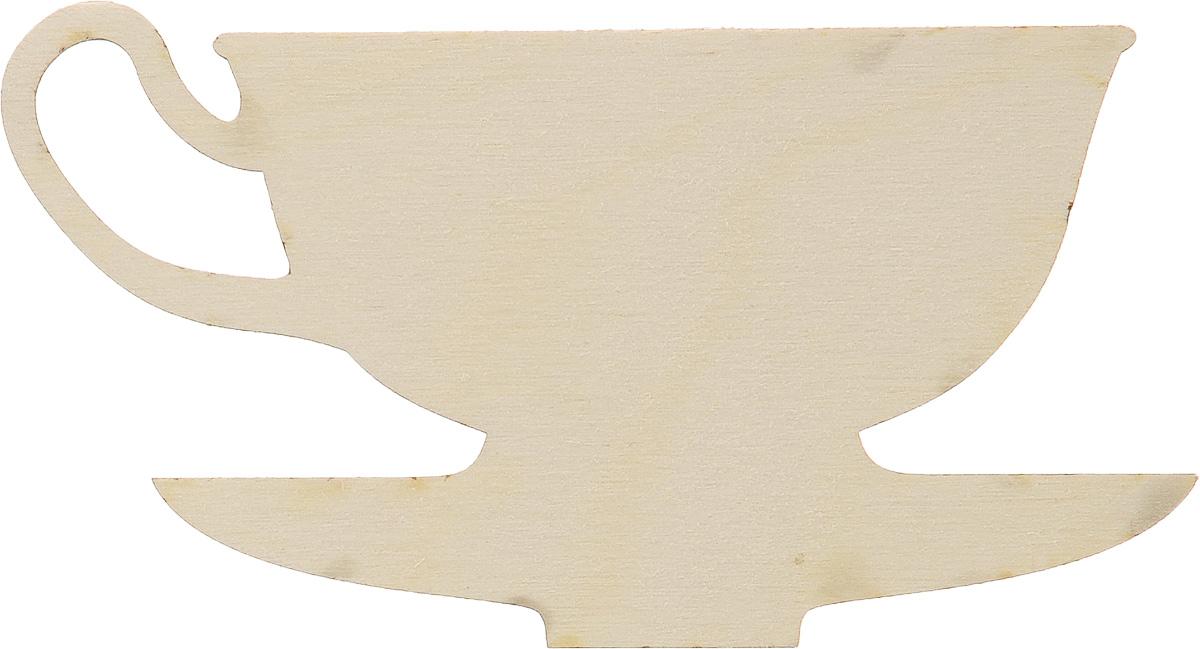 Заготовка деревянная Buratini Чайная чашка с блюдцем, 110 х 60 ммDZ00022Заготовка Buratini Чайная чашка с блюдцем изготовлена из самого легкого материала для работы - фанеры. В ней прекрасно сочетаются пластичность форм, линий и художественная выразительность. Благодаря таким качествам заготовки, вы можете реализовать свои самые смелые творческие фантазии: оформить ее в технике декупаж, расписать красками, украсить мозаикой, пайетками, лентами или бисером.