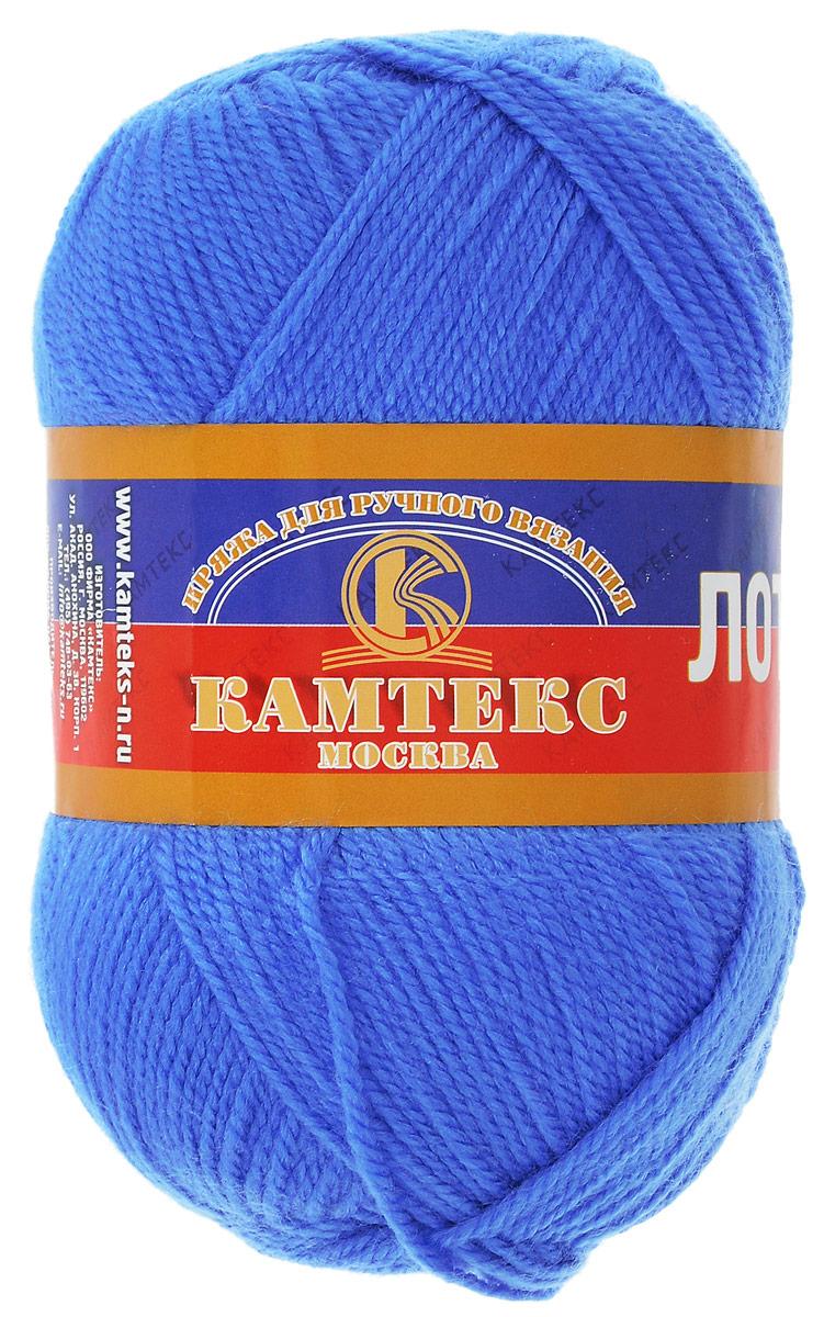 Пряжа для вязания Камтекс Лотос, цвет: мадонна (018), 300 м, 100 г, 10 шт136083_018Пряжа для вязания Камтекс Лотос изготовлена из 100% акрила. Пряжа имеет приятную мягкость, вяжется очень легко, совершенно не путаясь. По своим свойствам акриловая нить близка к шерсти. Только в отличие от шерсти, она приятна для тела, совсем не колется, не раздражает кожу, подходит даже для детей. Существует вероятность, что изделие может слегка растянуться, но этого можно избежать деликатным обращением и плотной вязкой. Пряжа Лотос подходит для вязания и крючками, и спицами, хорошо получаются любые виды узоров. Идеальный вариант для вязания демисезонных головных уборов, жакетов, свитеров, болеро, детской одежды. Пряжа имеет приятный благородный блеск. Богатая цветовая палитра, смелые и насыщенные оттенки. Рекомендуемый размер крючка и спиц: №3-5. Состав: 100% акрил. Толщина нити: 1,5 мм.