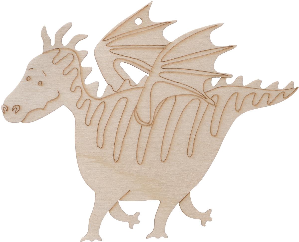 Заготовка деревянная Buratini Дракон, 120 х 96 ммDZ00031Заготовка Buratini Дракон изготовлена из самого легкого материала для работы - фанеры. В ней прекрасно сочетаются пластичность форм, линий и художественная выразительность. Благодаря таким качествам заготовки, вы можете реализовать свои самые смелые творческие фантазии: оформить ее в технике декупаж, расписать красками, украсить мозаикой, пайетками, лентами или бисером.