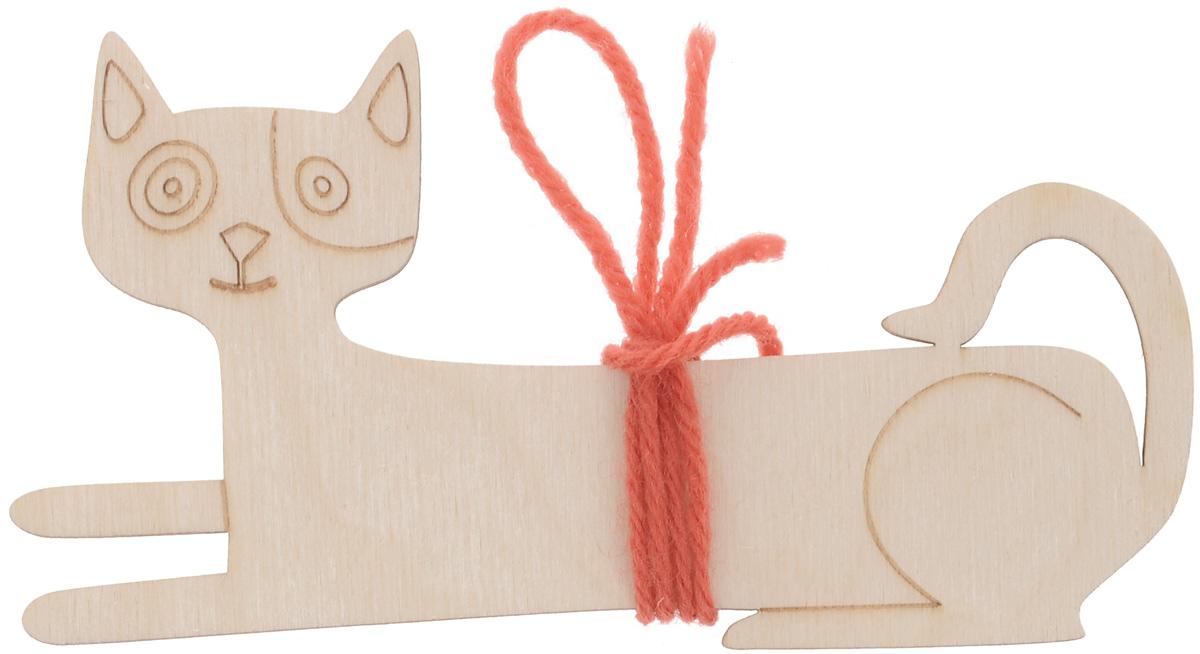 Заготовка деревянная Buratini Шпулька для ниток. Кошка, 125 х 68 ммDZ30005Заготовка Buratini Шпулька для ниток. Кошка изготовлена из самого легкого материала для работы - фанеры. Края заготовки эргономично и аккуратно отшлифовано. Нити не цепляются и не деформируются. В изделии прекрасно сочетаются пластичность форм, линий и художественная выразительность. Благодаря таким качествам заготовки, вы можете реализовать свои самые смелые творческие фантазии: оформить ее в технике декупаж, расписать красками, украсить мозаикой, пайетками, лентами или бисером.