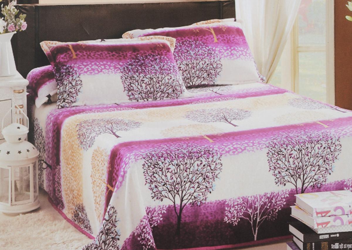 Плед Arya Bethan, цвет: розовый, белый, бордовый, 180 х 220 смTR00002839Плед Arya Bethan - это идеальное решение для вашего интерьера. Он порадует вас легкостью, нежностью и оригинальным дизайном. Плед выполнен из 100% микрофибры. Микрофибра считается одной из самых популярных тканей. Это материал синтетического происхождения из полиэфирных волокон. Изделия из микрофибры не мнутся и легко стираются. После стирки очень быстро высыхают. Плед - это такой подарок, который будет всегда актуален, особенно для ваших родных и близких, ведь вы дарите им частичку своего тепла. Продукция торговой марки Arya сделана с особой заботой, специально для вас и уюта в вашем доме.