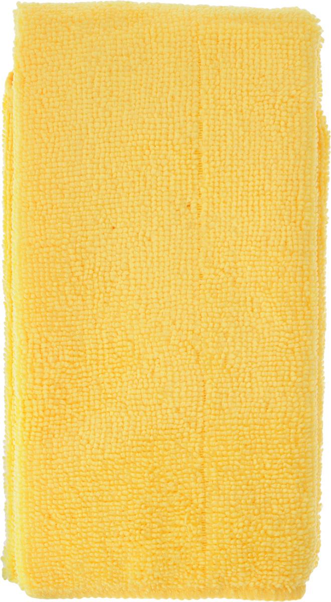 Салфетка автомобильная Zipower, цвет: желтый, 40 х 60 смPM 0257_желтыйАвтомобильная салфетка Zipower легко очищает любые поверхности даже без использования чистящих средств. Используется как для сухой, так и для влажной уборки. Изделие выполнено из высококачественной микрофибры. Благодаря своему материалу, салфетка хорошо отстирывается и быстро высыхает. Она удаляет жирные пятна без очистителей. Отлично впитывает воду, располировывает до блеска. Салфетка не рвется, не оставляет волокон, не линяет и не скатывается. Размер салфетки: 40 х 60 см. Плотность: 210 г/м2.
