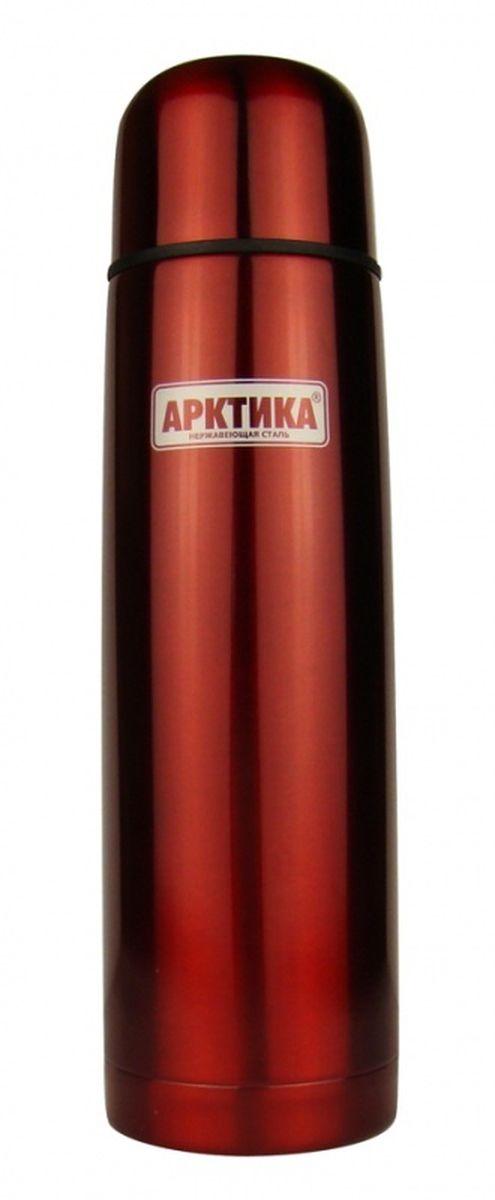 Термос Арктика, цвет: красный, 0,75 л102-750 красныйВнести изюминку в классический дизайн не так уж и сложно – достаточно добавить ярких сочных красок. Эту аксиому легко и с радостью подтверждают своим нарядным видом термосы Арктика с узким горлом серии 102. Покрытый ярким лаком корпус выполняет не только эстетическую функцию: практически каждый житель практически необъятной одной шестой части суши не по наслышке знает, каково это, когда кожа на морозе примерзает к стали. Цветной лак предохранит Ваши руки от таких неприятностей. Термосы Арктика 102 просты, надежны и безопасны. Безукоризненно выполняя свою основную функцию – сохранение нужной температуры внутри термоса – они будут радовать своего обладателя удобством, отличной эргономикой и привлекательной внешностью.