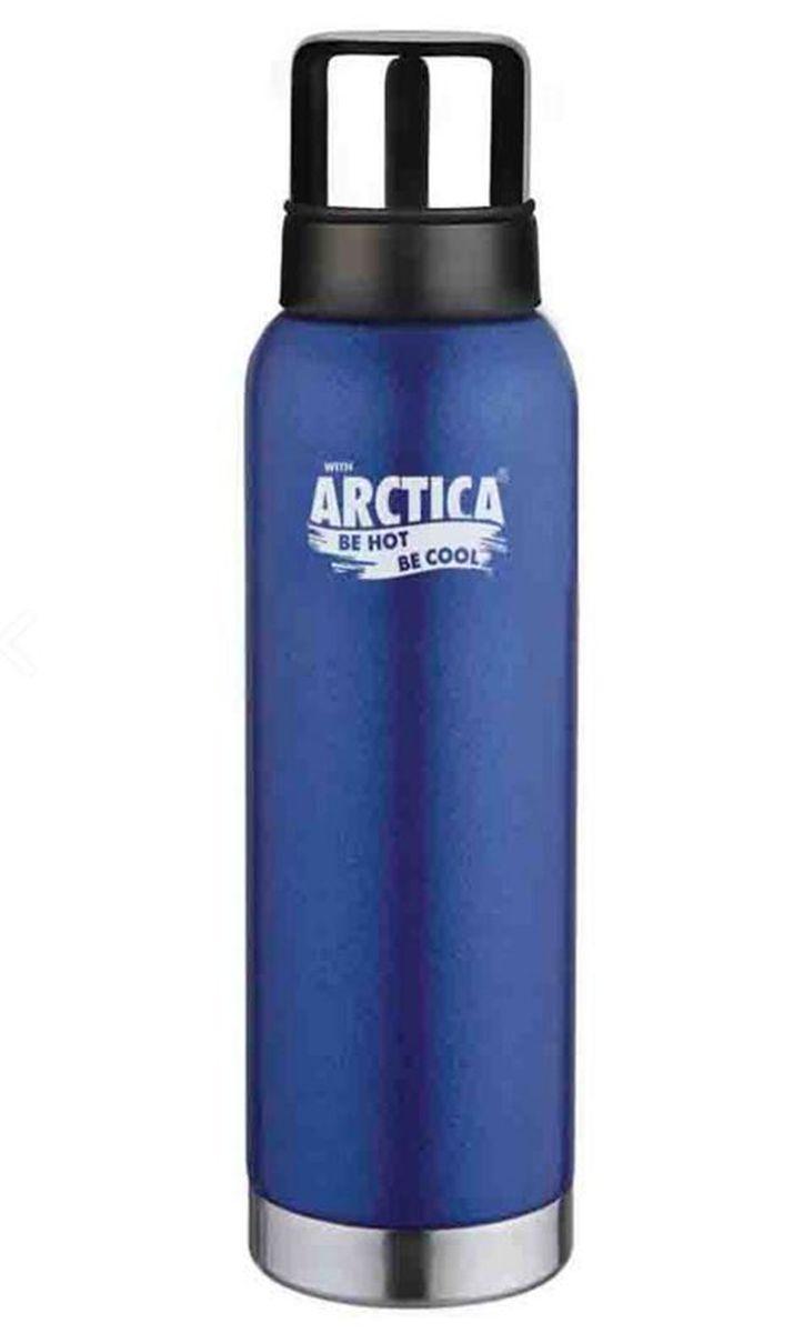 Термос Арктика, с чашей, цвет: синий, серый, 1,2 л106-1200 синийТермос Арктика изготовлен из высококачественной нержавеющей стали с матовой полировкой. Двойная колба из нержавеющей стали сохраняет напитки горячими и холодными до 32 часов. В комплекте дополнительная пластиковая чашка. Удобный, компактный и практичный термос пригодится в путешествии, походе и поездке. Не рекомендуется использовать в микроволновой печи и мыть в посудомоечной машине. Диаметр горлышка: 4,5 см. Диаметр основания термоса: 9 см. Высота термоса: 31 см. Высота чашек: 4,5 см, 6 см. Время сохранения температуры (холодной и горячей): 32 часов.