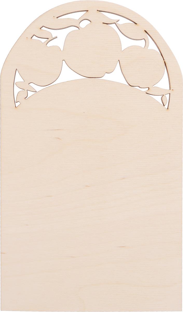 Заготовка деревянная Buratini Разделочная доска. Яблоневый сад, 150 х 250 ммDZ00012Заготовка Buratini Разделочная доска. Яблоневый сад изготовлена из самого легкого материала для работы - фанеры. В ней прекрасно сочетаются пластичность форм, линий и художественная выразительность. Благодаря таким качествам заготовки, вы можете реализовать свои самые смелые творческие фантазии: оформить ее в технике декупаж, расписать красками, украсить мозаикой, пайетками, лентами или бисером.