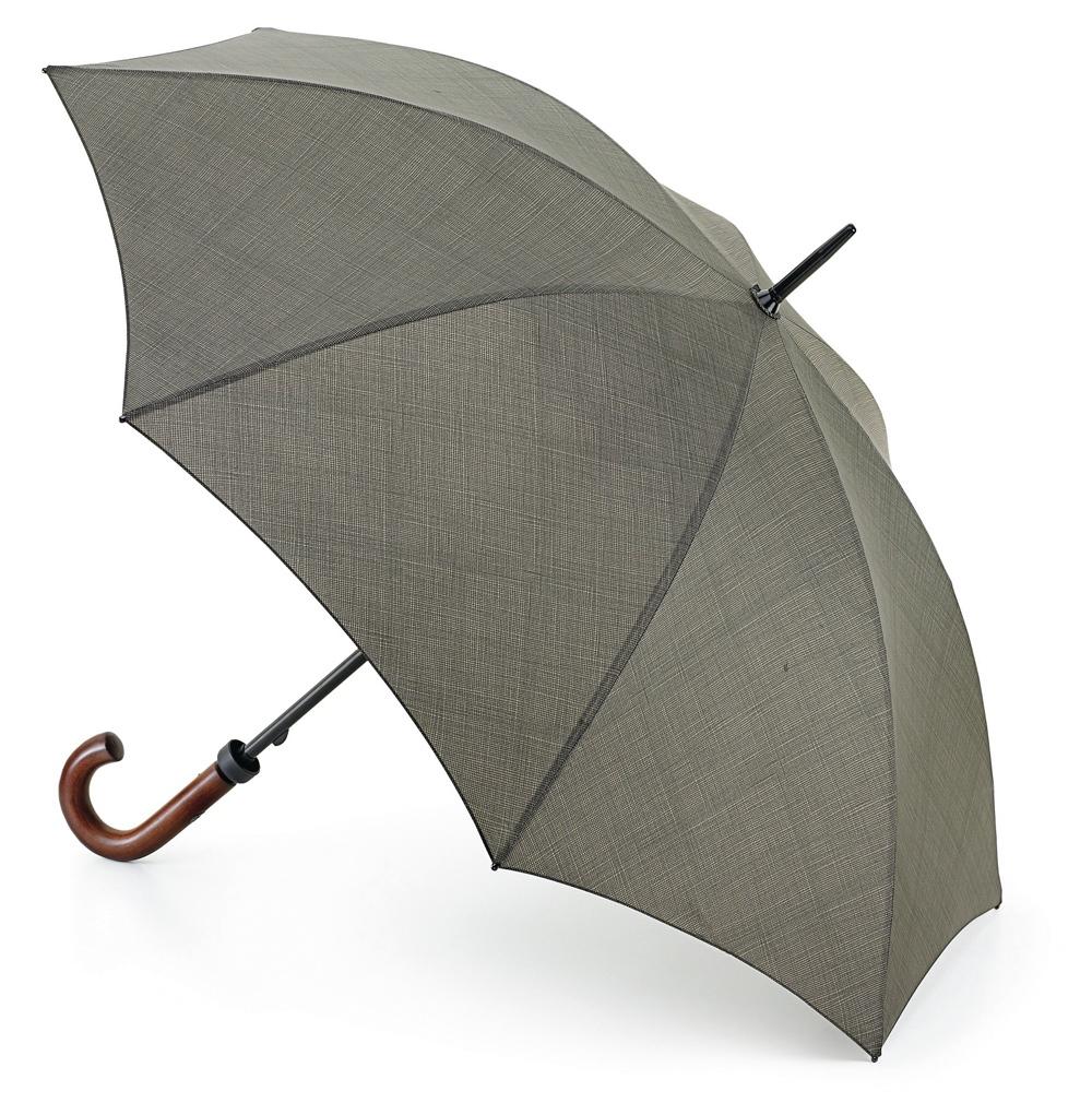 Зонт мужской трость Fulton, расцветка: хаки. G817-2251 WeaveKhakiG817-2251 WeaveKhakiКлассический мужской зонт-трость с двойной рамой. Стальной стержень 14 мм в диаметре Двойная стальная рама Ручка из натурального дерева Длина зонта в сложенном виде 90 см, диаметр купола 106 см