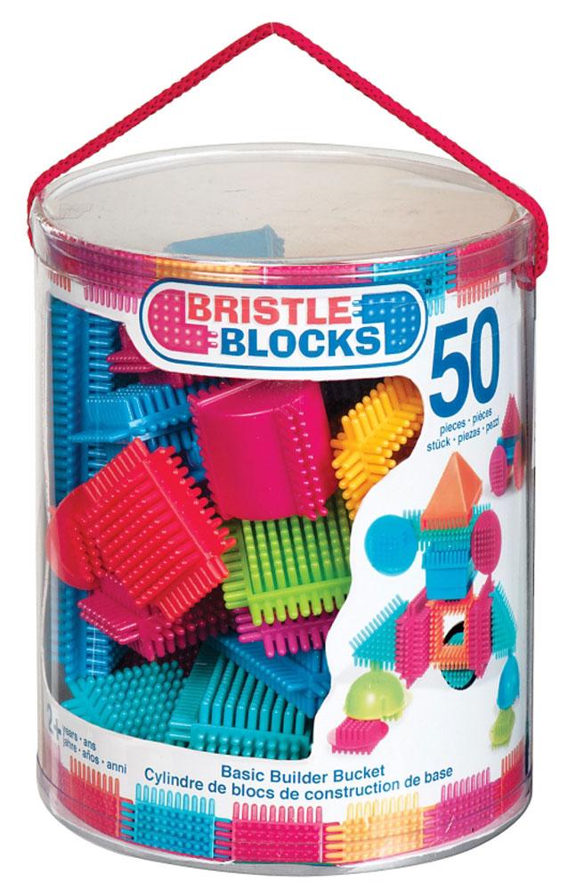 Bristle Blocks Конструктор 6816368163Оригинальный игольчатый конструктор Bristle Blocks - тактильный детский конструктор, который позволит вашему ребенку проявить свою фантазию. Элементы конструктора выполнены из яркого разноцветного пластика и оснащены игольчатыми сторонами, которые легко соединяются между собой, практически в любой плоскости. Комплект включает 50 элементов для сборки конструктора. Игольчатый конструктор Bristle Blocks поможет ребенку развить мелкую моторику рук, логическое и пространственное мышление, творческие способности, а также поможет научиться соотносить форму и величину предметов. Характеристики: Размер упаковки: 15 см x 18 см x 15 см. Изготовитель: Китай.