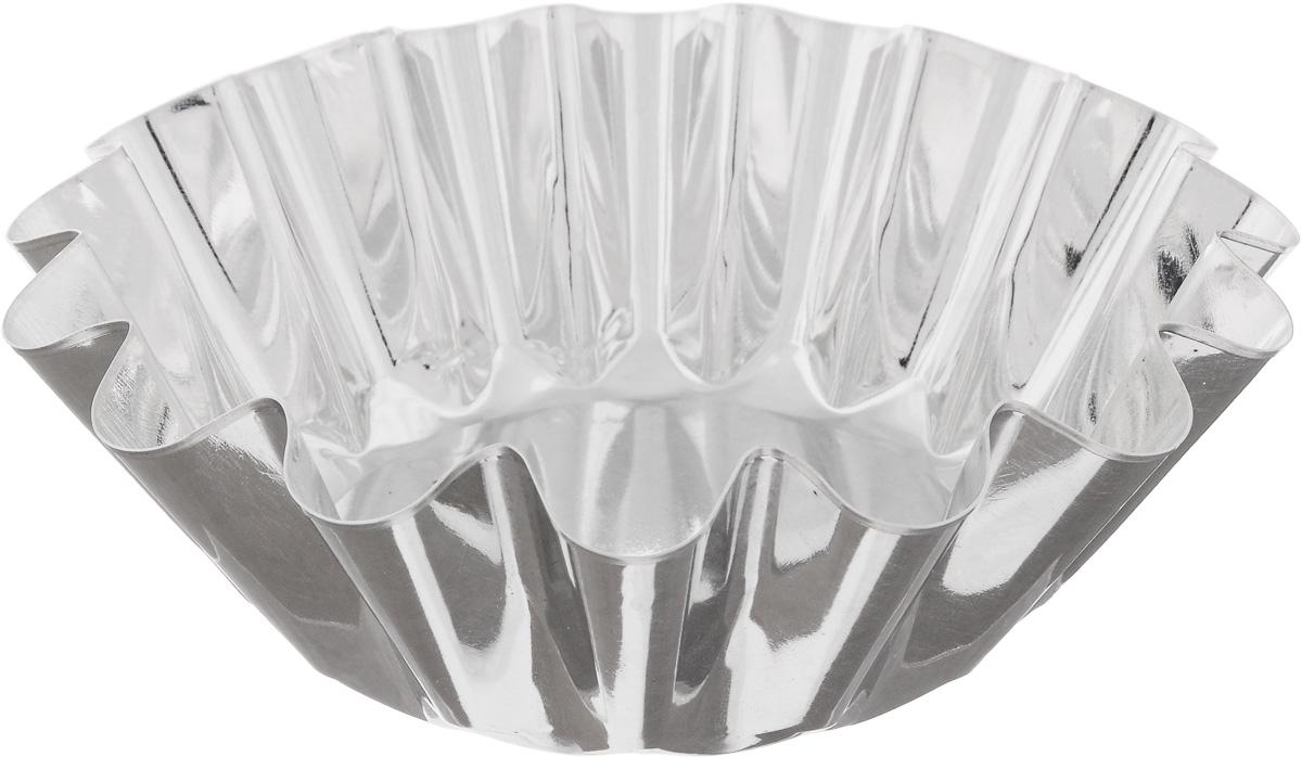 Форма для выпечки Кварц, диаметр 18,8 смКФ-15.000Форма Кварц, выполненная из белой жести, предназначена для выпечки и приготовления желе. Стенки изделия рельефные. С формой Кварц вы всегда сможете порадовать своих близких оригинальной выпечкой. Диаметр формы (по верхнему краю): 18,8 см. Высота формы: 6,7 см.