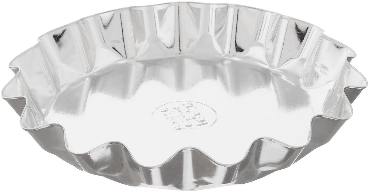 Форма для выпечки Кварц, диаметр 14,5 смКФ-11.000Форма Кварц, выполненная из белой жести, предназначена для выпечки и приготовления желе. Стенки изделия рельефные. С формой Кварц вы всегда сможете порадовать своих близких оригинальной выпечкой. Диаметр формы (по верхнему краю): 14,5 см. Высота формы: 2,6 см.
