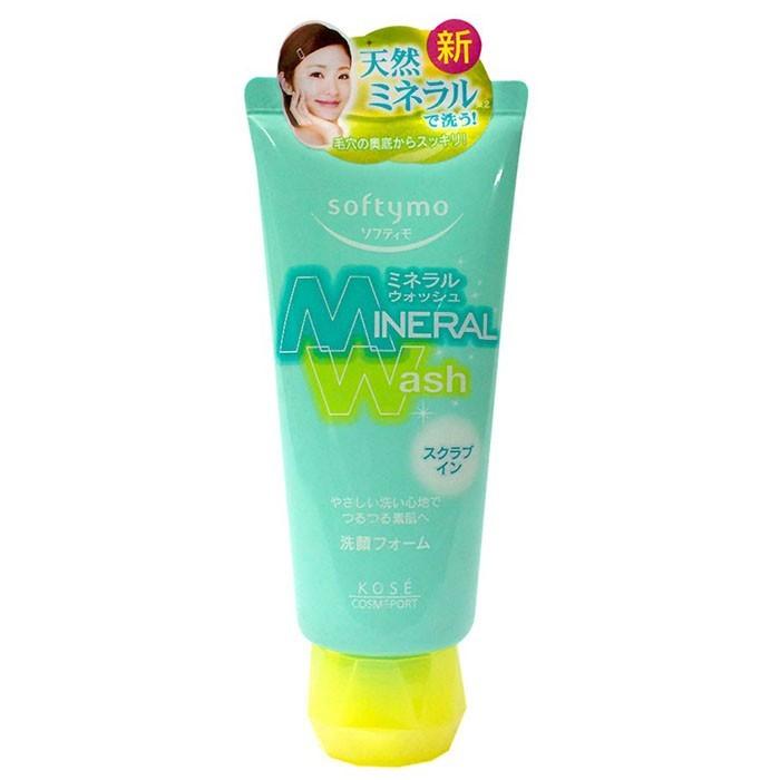 Кose Пенка-скраб для умывания с цветочным ароматом, Softymo Mineral Wash 130 г380033Пенка - скраб очищает и делает кожу гладкой. Содержит марокканскую глину гассуль. Эффективно удаляет загрязнения и остатки макияжа. Частицы скраба образуют густую пену, мягко очищают поры и увлажняют кожу. Содержит 12 видов минералов, жемчужную пудру, глубинную морская воду, талая вода, экстракт устриц, экстракт ламинарии, маточное молочко, экстракт клематисы, экстракт хвоща, экстракт таволги, экстракт листьев плюща, глицерин. Не содержит масла Способ применения: Выдавите необходимое количество средства и нанесите на влажное лицо. Вспеньте, нежно массируя, уделяя особое внимание проблемным зонам. Смойте теплой водой. Меры предосторожности: В случае попадания средства в глаза, немедленно промойте водой. Храните в месте недоступном для детей. Плотно закрывайте крышку после использования. Частички глины гассуль могут скатываться и приобретать желтоватый оттенок, что является естественным процессом и никак не влияет на качество продукта. Состав: вода, лауриновая кислота, этанол,...