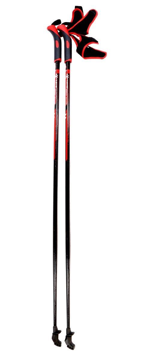 Палки для скандинавской ходьбы Спорт 76 EXTREME 125EXTREME 125Палки для скандинавской ходьбы. Данные палки для скандинавской ходьбы обладают отличным запасом прочности, благодаря эргономичным свойствам стеклопластика. Специальный усиленный наконечник и резиновый башмачок придают надежности и долговечности при активном использовании этих палок на абсолютно любых поверхносях и в любое время года. Материал: 100% стекловолокно, диаметр: 16/10 мм. Темляк:Капкан. Ручка: пластик. Опора: металический наконечник с башмачком. Штырь: твердый сплав. Сделано в России.