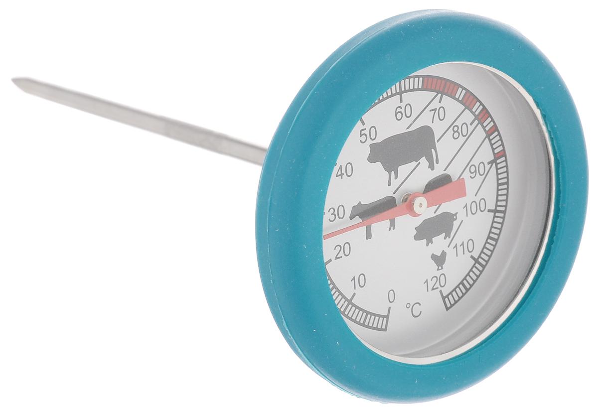 Термометр для стейка Sagaform, цвет: голубой