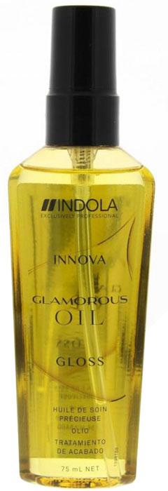 Indola Несмываемая маска (масло) «Чарующее сияние» Glamorous Oil - 75 мл